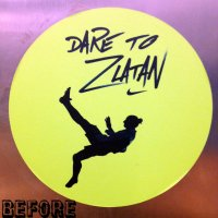 Dare to Zlatan!