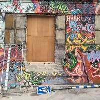 Street art in Stockholm