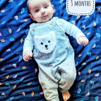 Month#3 with LittleA