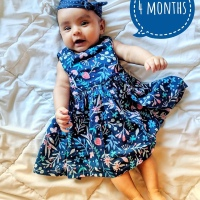 Month#4 with LittleA