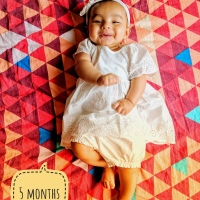 Month#5 with LittleA