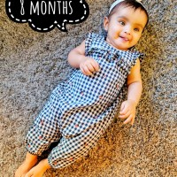 Month#8 with LittleA
